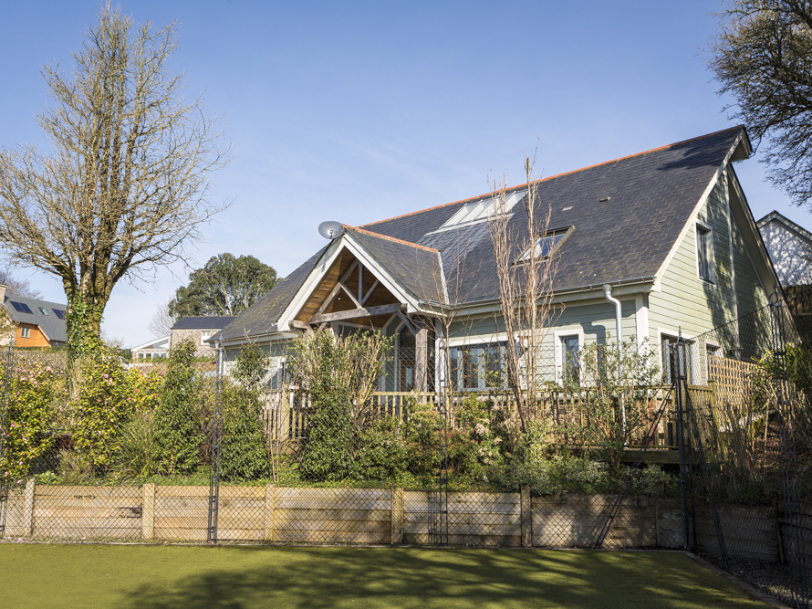 Court Lodge, Hillfield Village