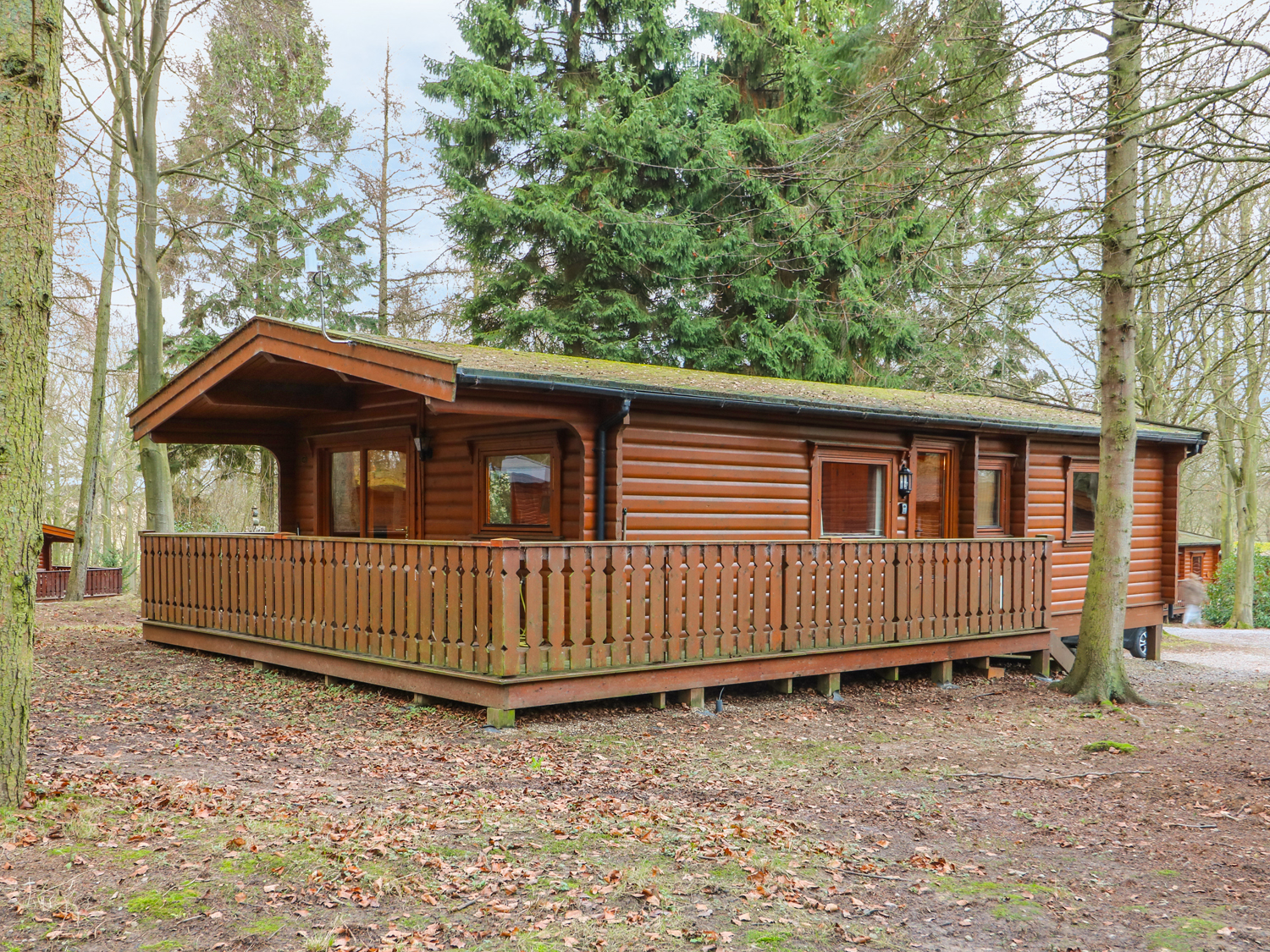 45 The Woods, Lincolnshire
